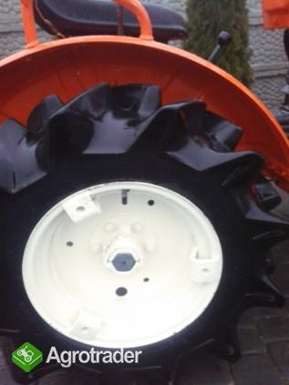 Kubota Bultra B 10  10 KM TUR mini mikro traktor 4x4 Yanmar  - zdjęcie 3