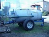 Beczkowóz 3500 litrów Krone