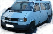 VW T4 9 osobowy do remontu