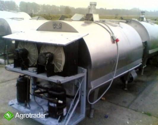 schładzalniki ,chłodnie do mleka - zdjęcie 2