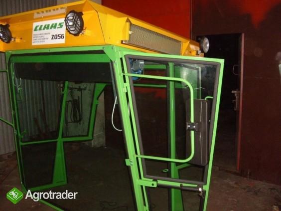 Claas DOMINATOR - Kabiny - zdjęcie 2