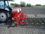 Pielenie Kukurydzy z podsiewaniem nawozów