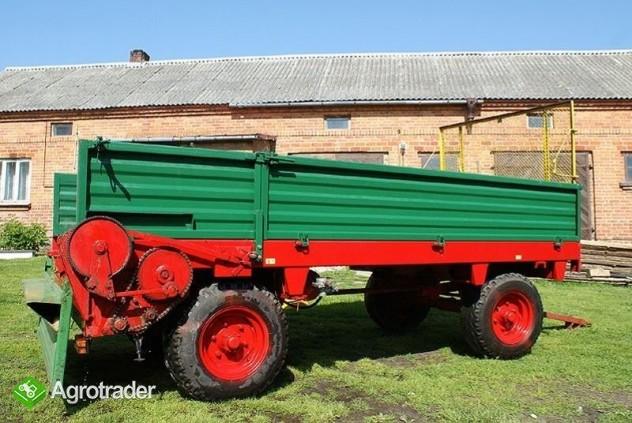 Rozrzutnik obornika czarna białostocka - zdjęcie 2