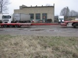 transport niskopodwoziowy rozciągany 6 metrów