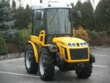 Ciągnik sadowniczy Pasquali EOS 6.65