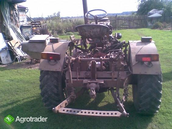 Ciągnik SAM - zdjęcie 2