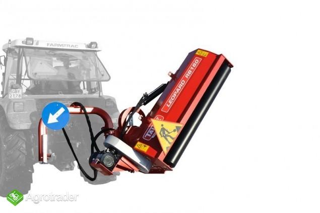 Rozdrabniacz komunalny , mulczer , LEOPARD bijakowy kosiarka TALEX - zdjęcie 3