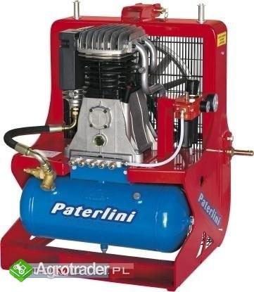 Paterlini sprężarka napędzana od WOM model
