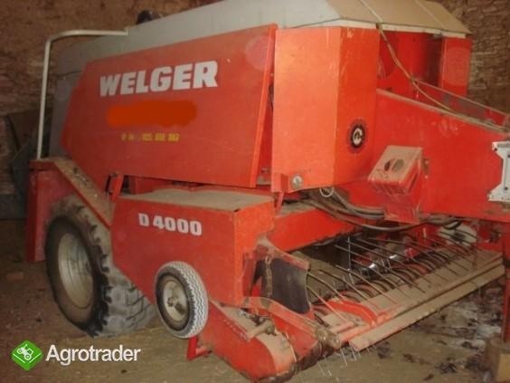 Welger WELGER D4000 - 1993