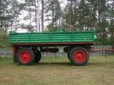 Sprzedam przyczepę ciężarowo-rolniczą