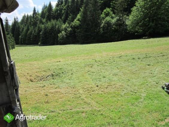 Koszenie nieużytków wykaszanie trawy działek Wisła Ustroń Brenna Górki - zdjęcie 3
