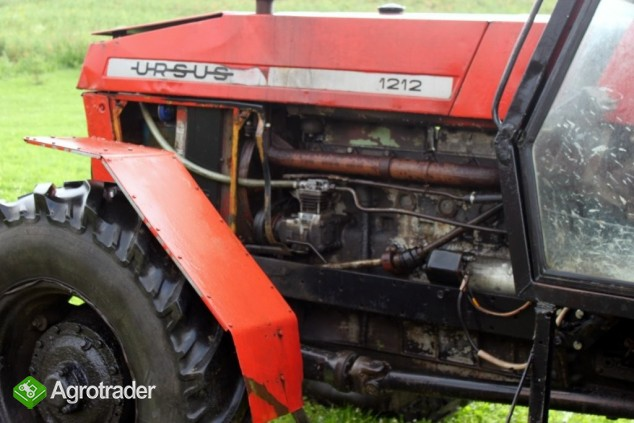 Ursus 1204 - 1977 - zdjęcie 4