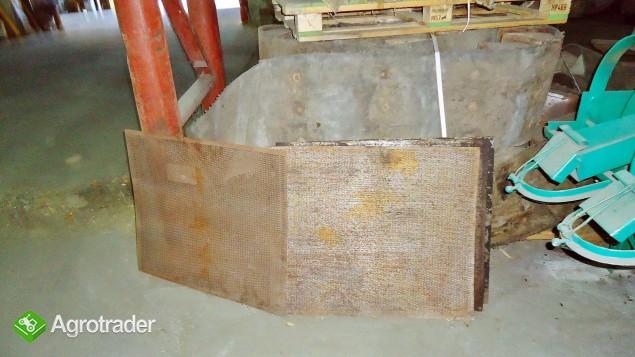 Czyszczalnia do zboża z jednym tryjerem 1 t/h - zdjęcie 7