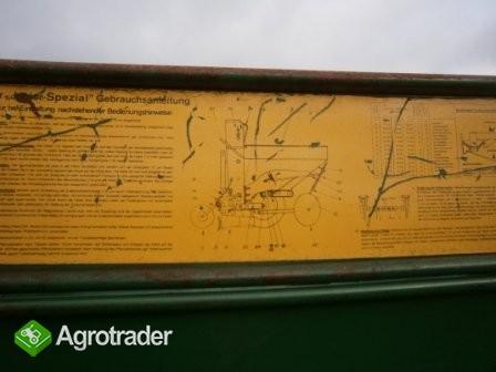 Cramer sadzarka w bdb stanie - 1982 bunkier tasma - zdjęcie 2