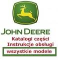 John Deere - Katalog czesci - John Deere - Katalogi czesci - Instrukcj