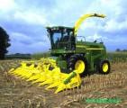 usługi rolnicze zbiór traw na kiszonkę,  koszenie