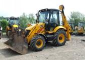 JCB 3CX Contractor PLUS full opcja
