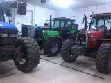 remont serwis naprawa regeneracja ciągniki rolnicz
