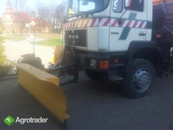 Pługi śnieżne do ciężarówki i ciągnika- producent - zdjęcie 4