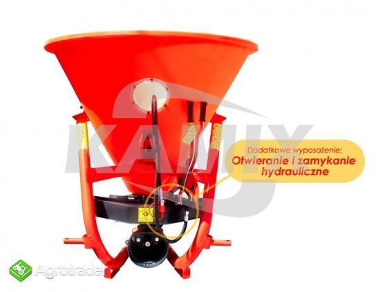 rozsiewacz lejowy turbina lejek 350 DEXWAL KAMIX - zdjęcie 1
