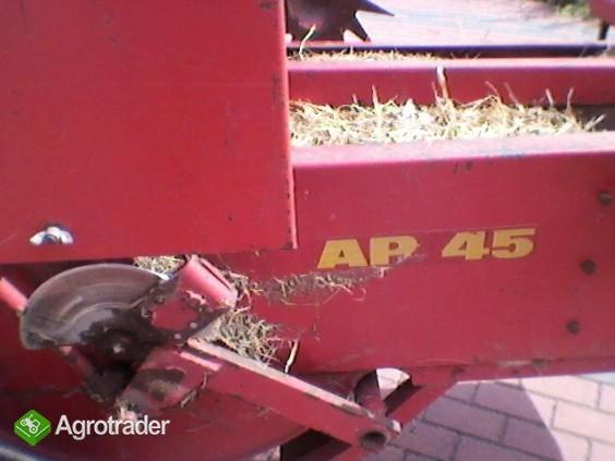 Prasa kostkująca WELGER  AP 45 - zdjęcie 1