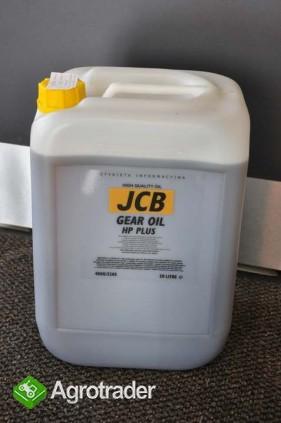Euro-Maszyny oleje JCB-oryginały! - zdjęcie 1