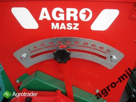 Siewnik zbożowy siewniki 2,5 m 2,7 m 3,0 m agro-masz stopkowy - zdjęcie 6
