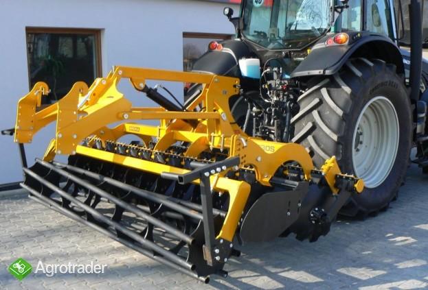 Agregat uprawowy Staltech BRONA T30S szer. 3,0m - zdjęcie 7