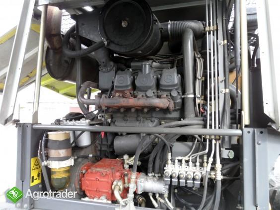 SIECZKARNIA CLAAS JAGUAR 820 ROK 1998 + Kemper Claas Champion RU450 - zdjęcie 3