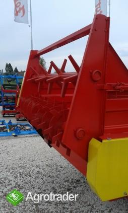 Rozrzutnik obornika JOL-MET 4 tony - zdjęcie 3