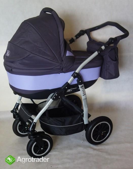 Wózki dziecięce 3w1 używane