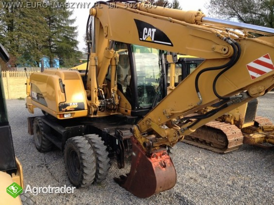 CAT M316C Euro-Maszyny - zdjęcie 1