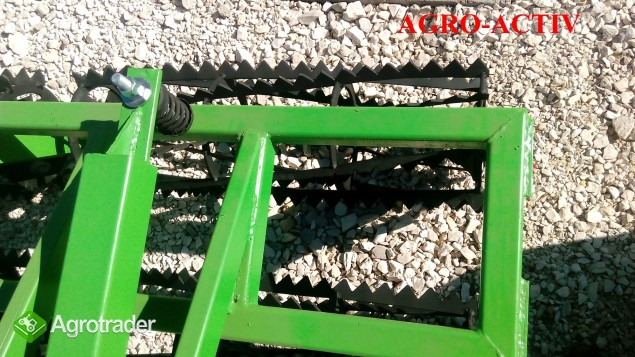 Agregat Uprawowy Zawieszany V2/18 2m ROLEX AGRO-ACTIV - zdjęcie 6