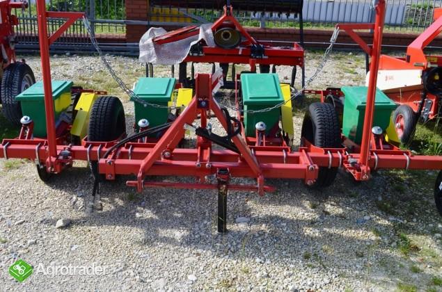 Siewnik do kukurydzy Mechaniczny MEPROZET RATY 0% - zdjęcie 4