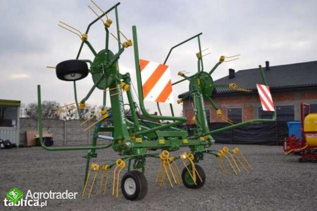 Przetrząsacz pokosów 5,3 m