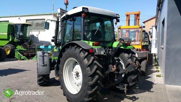 Deutz-Fahr AGROFARM 85 Ciągnik Traktor - zdjęcie 3