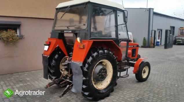 Zetor 7211 Ciągnik Traktor - zdjęcie 2