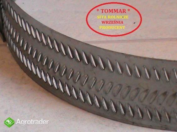 SITA DO ŚRUTOWNIKA RB-1.3 szczelinowe wir 80 TOMMAR  producent  - zdjęcie 3