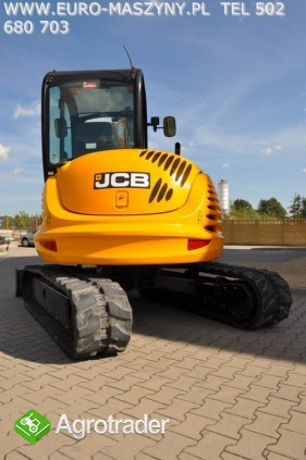 Euro-Maszyny JCB 8065 RTS ! - zdjęcie 2