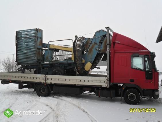 ładowarka manitou merlo jcb transport