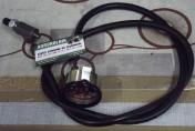 Wskaźnik ciśnienia oleju z przewodem(KOMPLETNY) do MF,C330/360/360 3P