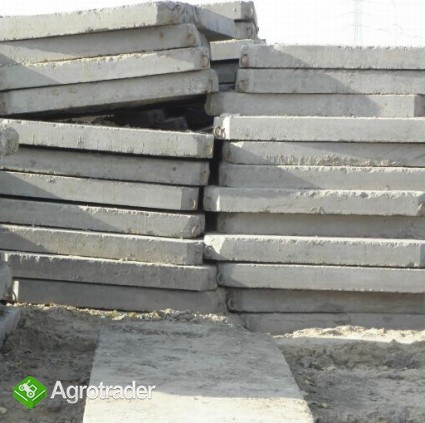 Płyty drogowe betonowe / Piła