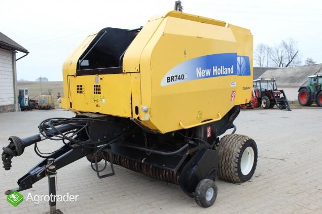 New Holland BR740A prasa - zdjęcie 1