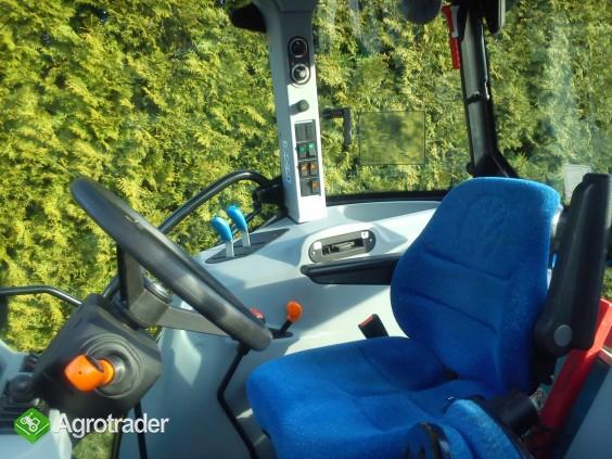 Ciągnik New Holland TD5.115, 1 WŁAŚCICIEL, KRAJOWY! zamiana - zdjęcie 5