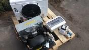 Agregat chłodniczy agregaty chłodnicze spreżarka parownik skraplacz