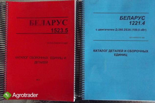 Katalogi części zamiennych do ciągników BELARUS - zdjęcie 5