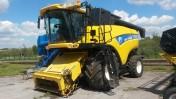 NEW HOLLAND CX8090 - 2008 ROK