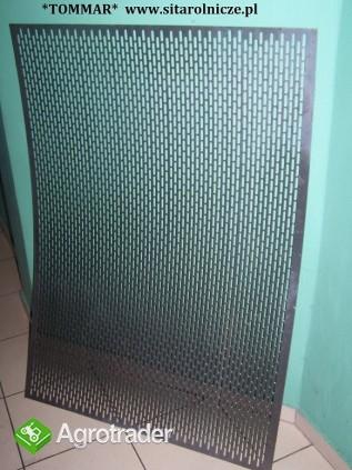 Sita do kombajnów NAPRAWA, produkcja, regeneracja *TOMMAR* - zdjęcie 2