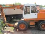 CAESAR 2005 F Koparka kolowa do prac w terenie podmoklym
