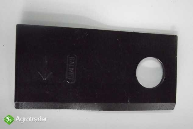 Nożyk rotacyjny zwichrowany BRZW 98/49/3 L,P FI 19 SAMASZ
